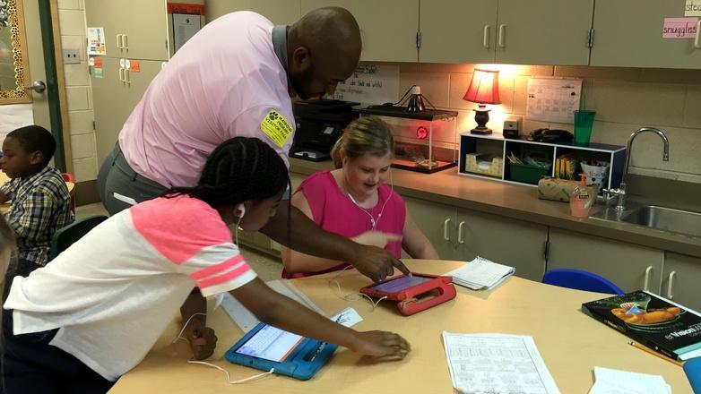 Carolina Classrooms: Technology in SC Schools logo