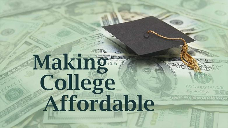 Carolina Classrooms: Making College Affordable 2017 logo
