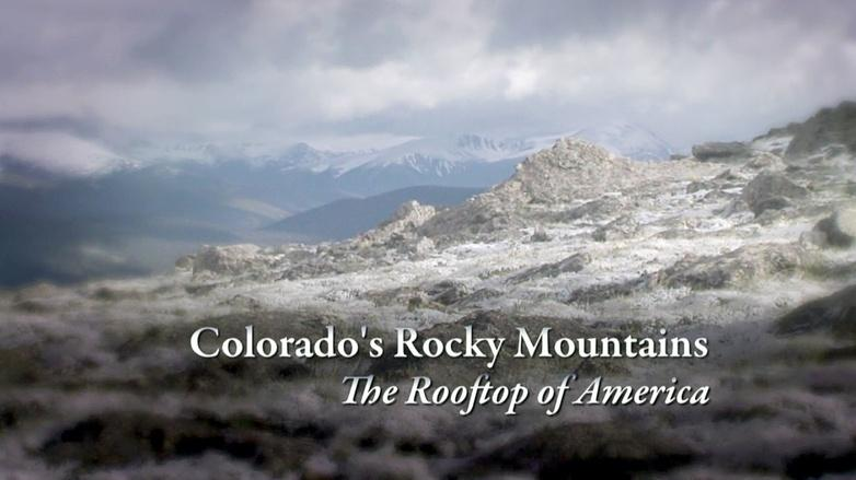 Season 3 Ep. 5: Season 3, Ep. 5: Colorado's Rocky Mountains logo