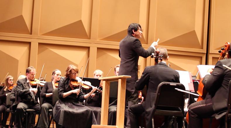 Conductor Morihiko Nakahara logo