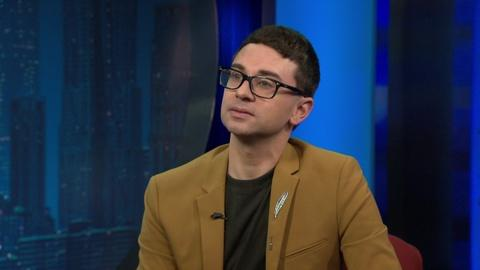 Amanpour and Company -- Christian Siriano Breaks Down His Iconic Designs