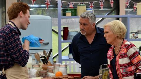 The Great British Baking Show -- Desserts