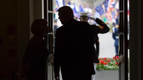 Washington Week -- Donald Trump's message discipline