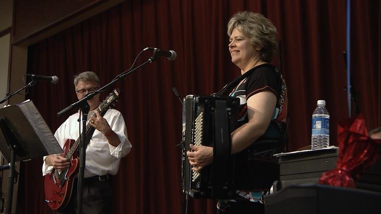 Funtime Polka: Jeff Winard & Joey Miskulin/Barefoot Becky & Ivanhoe Dutchme