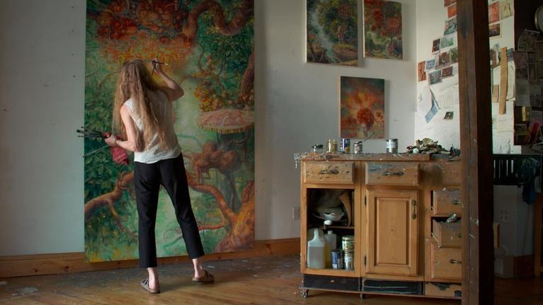 State of the Arts: Julie Heffernan: Mending a Reflection