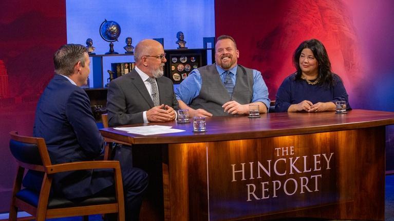 The Hinckley Report: Iran Briefing, Tax Referendum