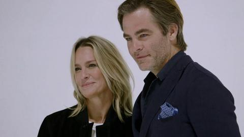 Variety Studio: Actors on Actors -- Chris Pine, Michelle Williams and more (Preview)