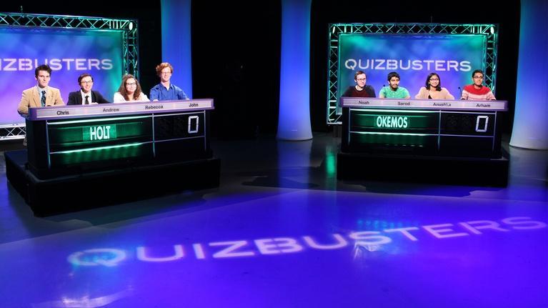 QuizBusters: Holt vs. Okemos