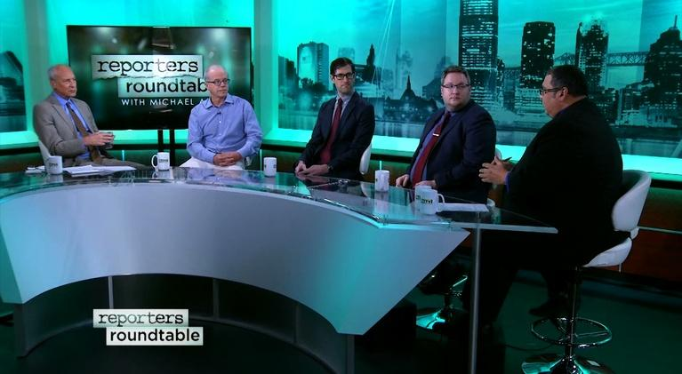Reporters Roundtable: Budget negotiations break down
