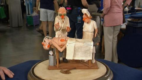 Antiques Roadshow -- S21 Ep15: Appraisal: Andy Anderson Carving, ca. 1950