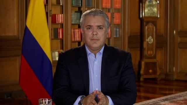 The President of Columbia Responds to Political Unrest