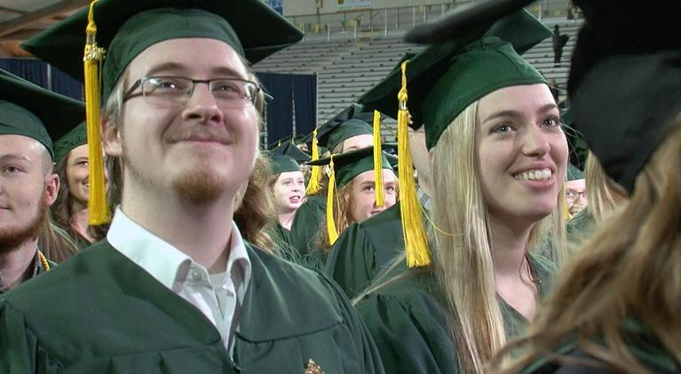 WNMU Specials: NMU Mid-Year 2018 Commencement