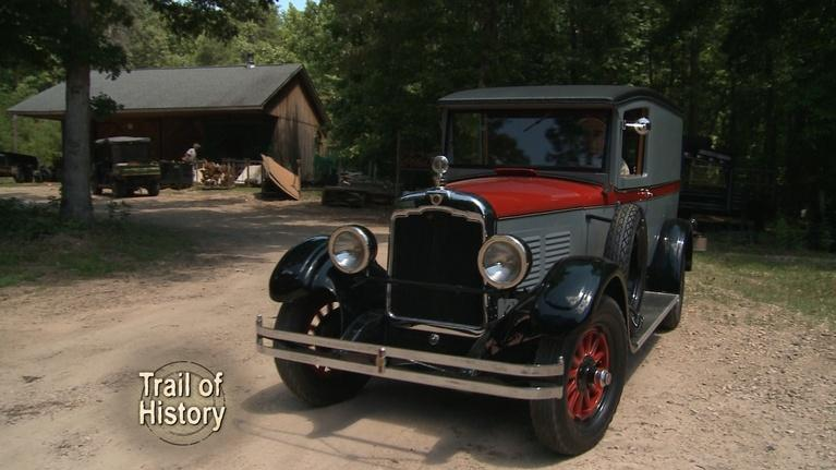 Trail of History: Trail of History - Classic Cars