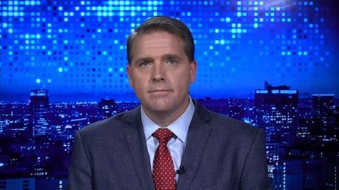 "Scott Jennings: Pres. Trump Is ""On Thin Ice Politically"""