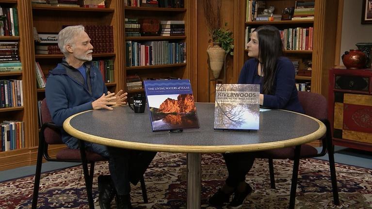 The Bookmark: Charles Kruvand: Riverwoods: Exploring the Wild Neches