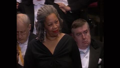When Toni Morrison Won The Nobel Prize