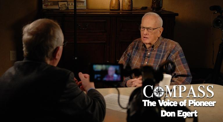 Compass: The Voice of Pioneer — Don Egert