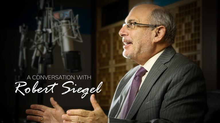 NWPB Presents: A Conversation With Robert Siegel