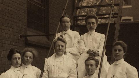 Daring Women Doctors: Physicians in the 19th Century -- Preview
