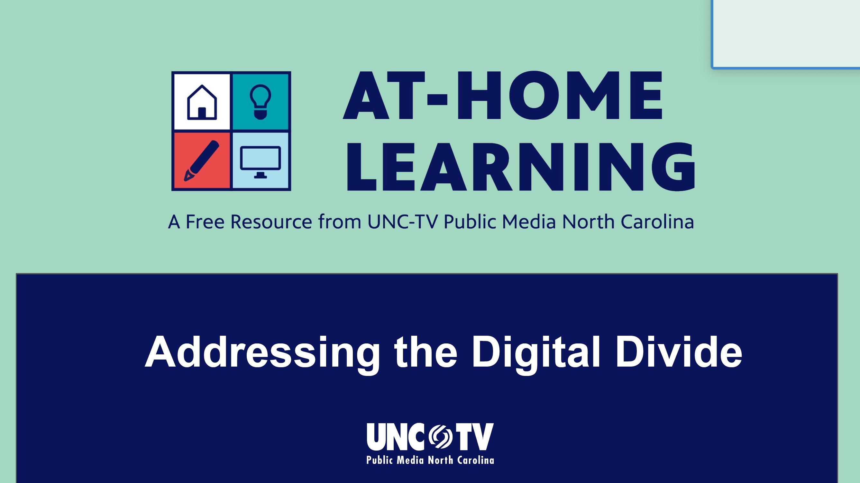 AHL Webinar: Addressing the Digital Divide