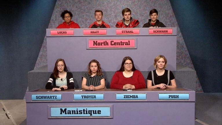 High School Bowl: 4216: North Central vs Manistique