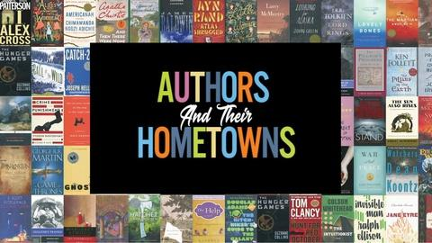 Authors and Their Hometowns