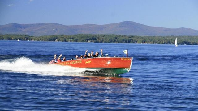 Wolfeboro   New Hampshire Boat Museum