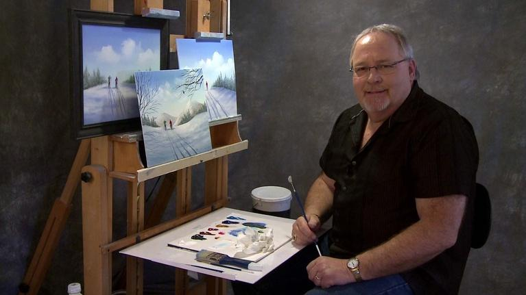 Painting with Wilson Bickford: Painting with Wilson Bickford Season 6 Promo