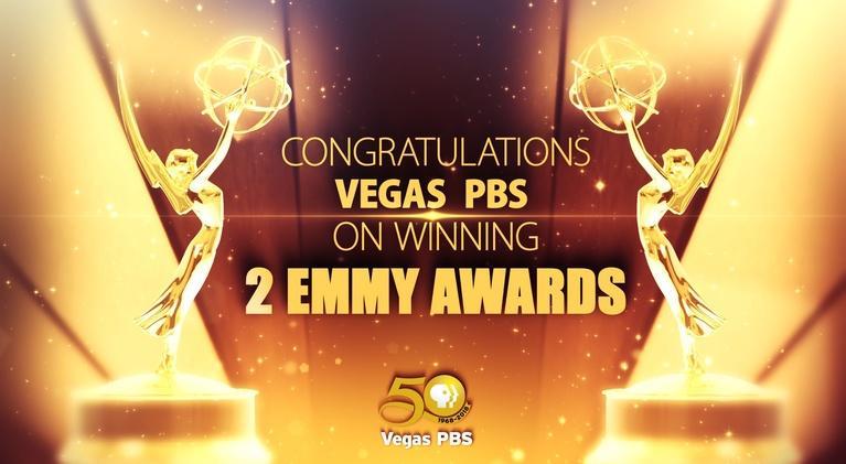 Vegas PBS: Vegas PBS Receives Emmy Awards