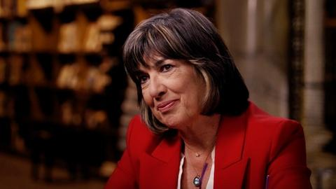 "Finding Your Roots -- Christiane Amanpour | ""Gobsmacked"""
