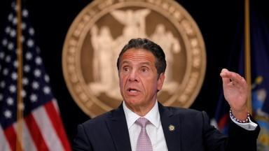 Cuomo on Trump's pandemic response, Biden's poll numbers