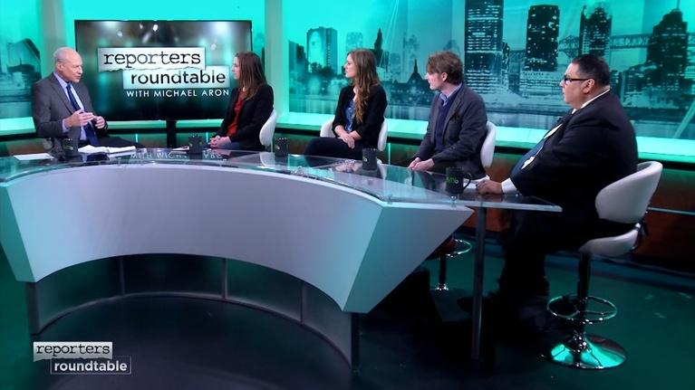 Reporters Roundtable: Culture and Ethics Reform