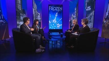 Frozen | The Broadway League President Charlotte St. Martin