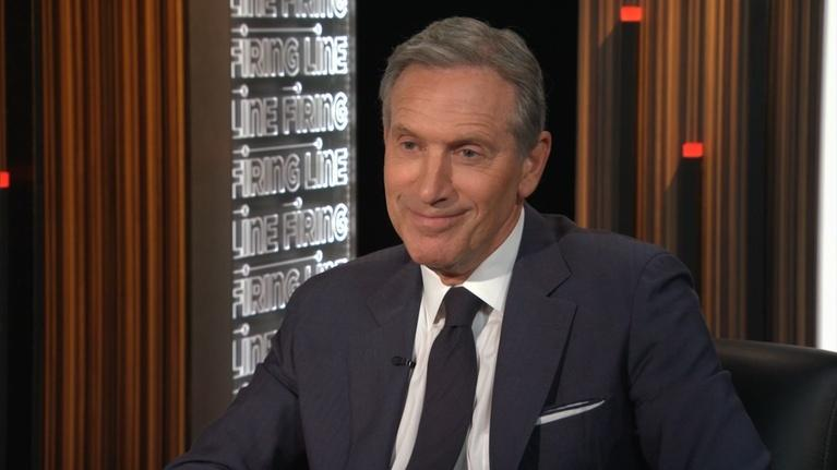 Firing Line: Howard Schultz