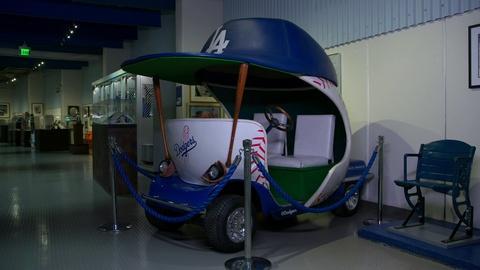Dodgers Stories: 6 Decades in L.A. -- Bullpen Cart