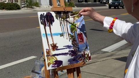 WEDU Arts Plus -- 917: Plein Air Cottage Artists