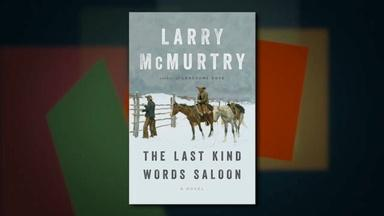 Larry McMurtry and Diana Ossana at 2014 Miami Book Fair