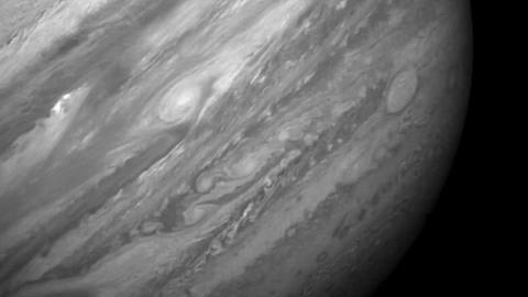 The Farthest -- Jupiter Encounter