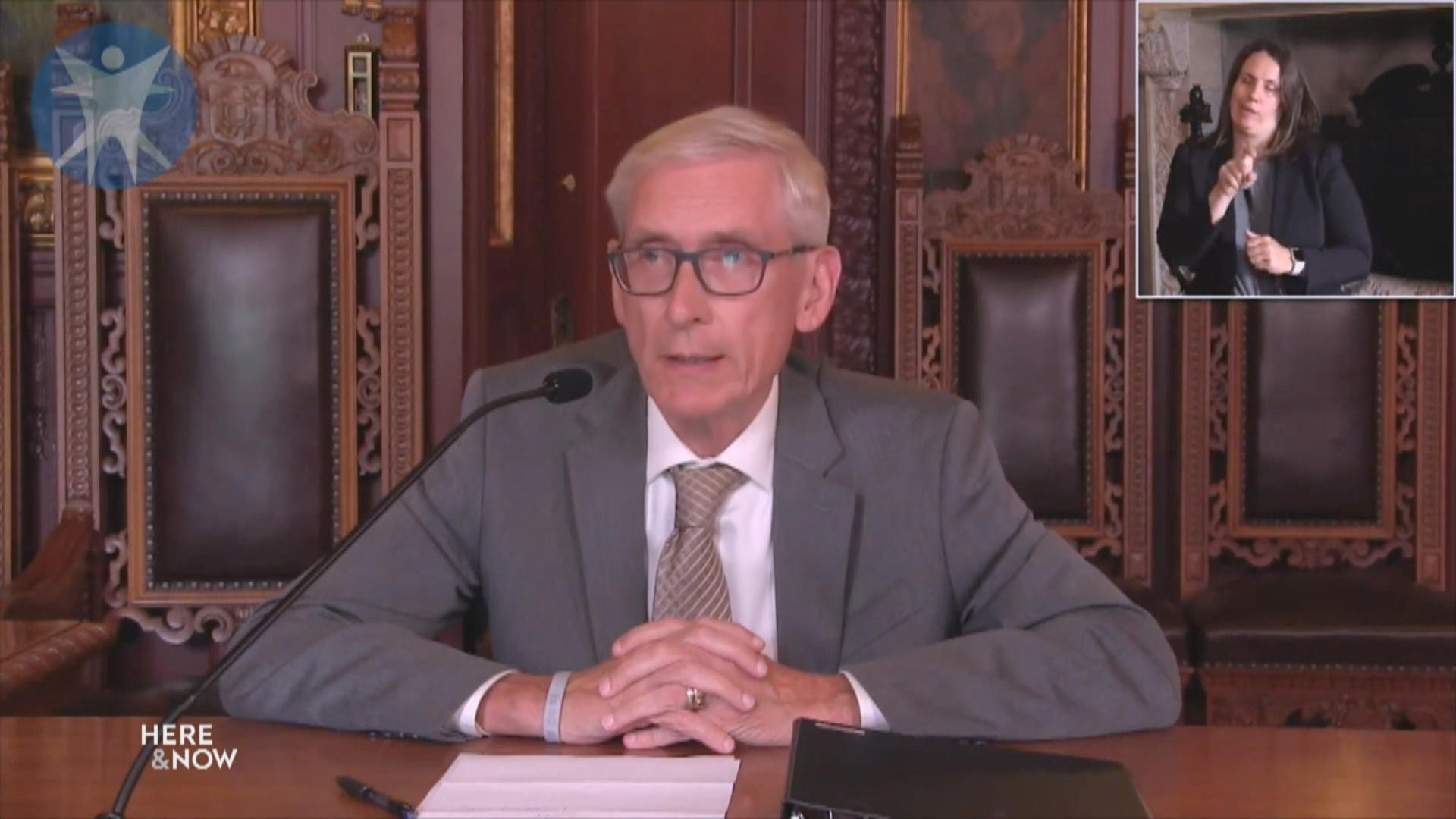 Evers Administration Under Fire for Recording of Meeting
