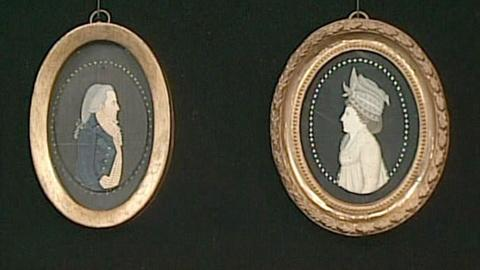 Antiques Roadshow -- S21 Ep21: Appraisal: 1796 & 1799 Mary Way Dressed Miniatures
