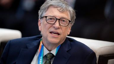Bill Gates on vaccine equity, climate, Epstein meetings