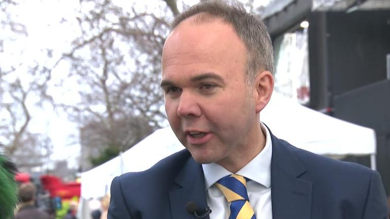 Amanpour and Company: Gavin Barwell on Theresa May, Boris Johnson and Brexit