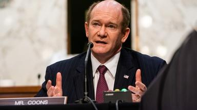 Sen. Coons: Covid relief will 'lead to a strong recovery'
