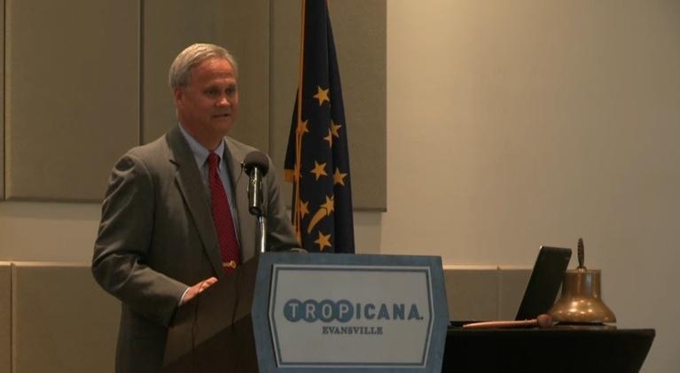 Evansville Rotary Club: Regional Voices: James Merritt, Opioid Crisis