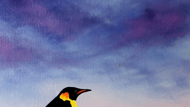 "Painting with Wilson Bickford: Wilson Bickford ""Emperor Penguins"" Part 1 (Season 3)"