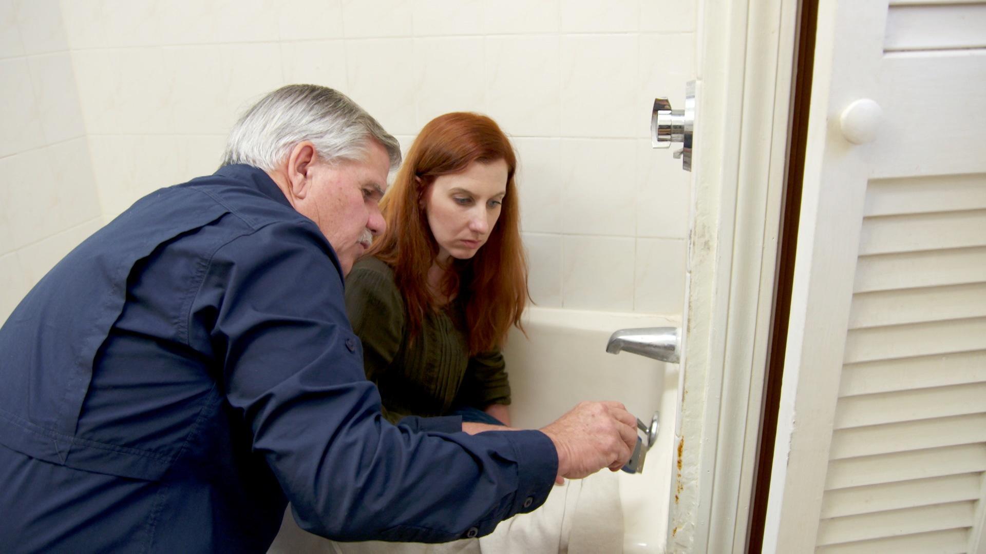 Water Filter, Bathroom Caulking | Ask TOH