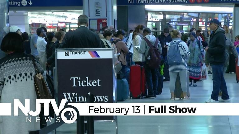 NJTV News: February 13, 2020: NJTV News with Mary Alice Williams
