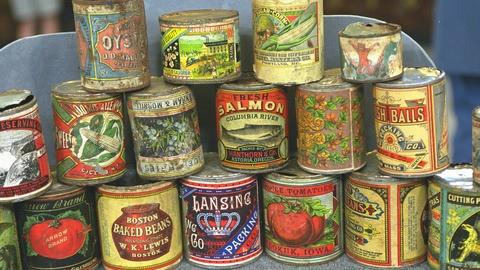 Antiques Roadshow -- S21 Ep23: Appraisal: Late 19th-Century Tin Can Labels
