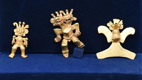 Antiques Roadshow -- S21 Ep18: Appraisal: Diquís & Veraguas Gold Pendants, ca. 10