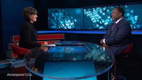 Amanpour and Company -- November 8, 2019